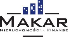 MAKAR Nieruchomości Finanse Ubezpieczenia - logo