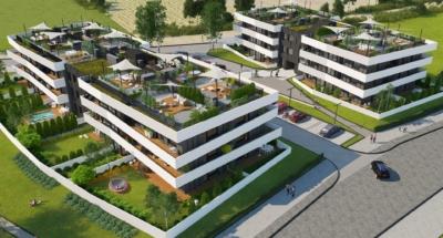 Apartamenty Natura - wizualizacja 1