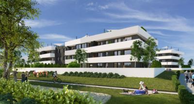 Apartamenty Natura - wizualizacja 2