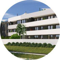 Apartamenty Natura - pierwsze wizualizacje