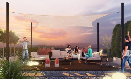 Apartamenty Natura - wizualizacja 3