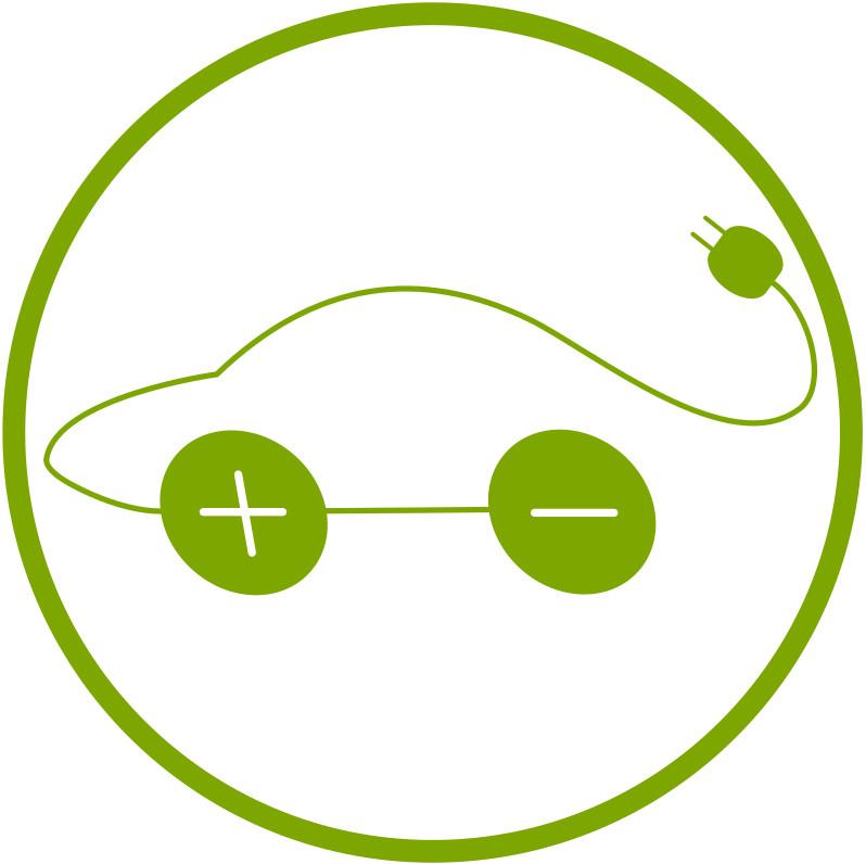 Apartamenty Natura - samochód elektryczny