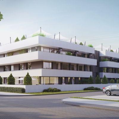 Apartamenty Natura - budynek C - wizualizacja 5 - budynek