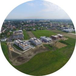 Apartamenty Natura 2019.05 - z lotu ptaka